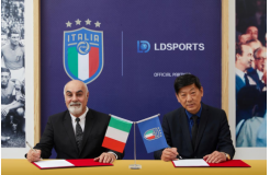 意大利足协高层与赞助商对话,助力欧洲杯共谋新发展