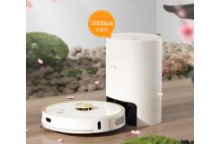 扫地机器人什么牌子好用?由利V980Plus宠物的贴身保洁