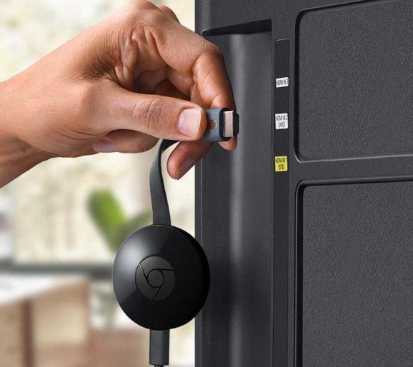 谷歌Chromecast现在可以同步音乐扬声器
