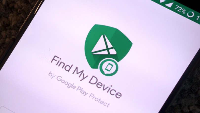 谷歌的查找我的设备服务添加室内地图
