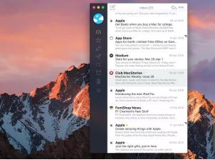 MacOS的最佳电子邮件客户端