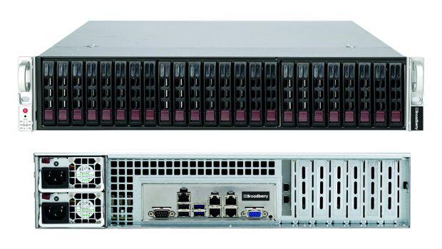 Broadberry CyberStore 224S-WSS评论