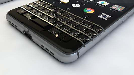BlackBerry Keyone评论 可以按下按钮吗