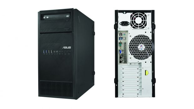 Broadberry CyberServe TS100评测