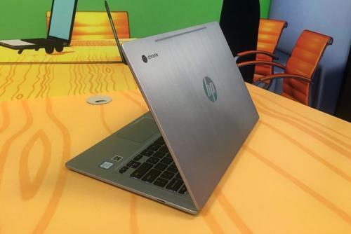 HP Chromebook 13评测 最好的Chrome OS笔记本电脑