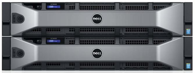 戴尔存储SC9000审核