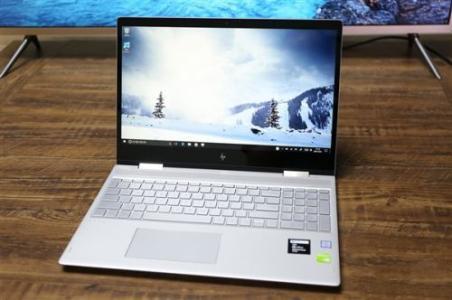 惠普Envy x360 15-aq055na 评测 略微升级到去年的型号