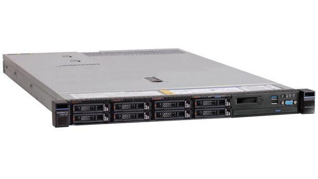 联想系统x3550 M5服务器评测