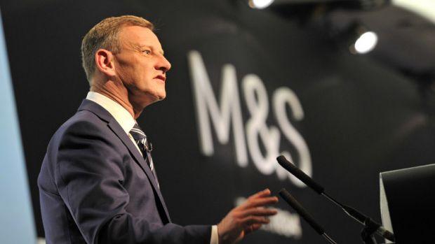M&S面临着不确定的未来 需要重新安置数百个IT工作岗位