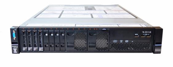 联想系统x3650 M5评测