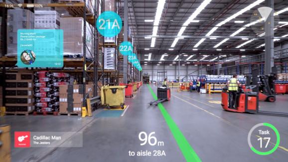 WaveOptics与Coretronic合作开发新的AR开发人员计划