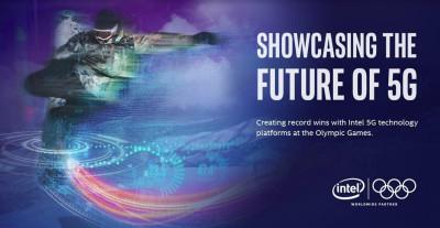 英特尔将在2018年冬季奥运会上展示5G网络