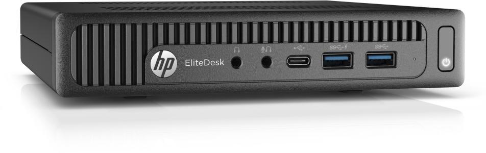 HP EliteDesk 800 G2 Mini评测