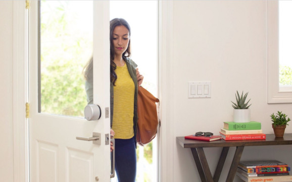 August Home开始发售新一代智能锁和家庭访问产品