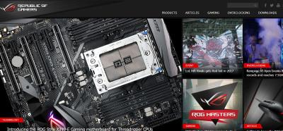 华硕展示了35英寸游戏显示器和Republic of Gamers Chimera笔记本电脑