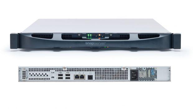 Overland Storage Snap Server XSR 40评测