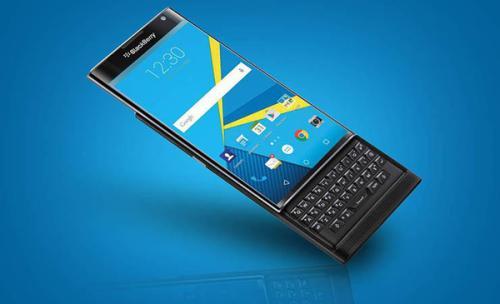 Blackberry Priv评论