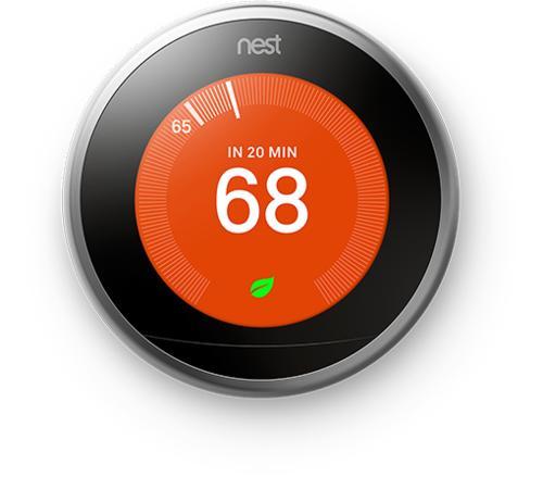 Apple停止销售Google Nest恒温器