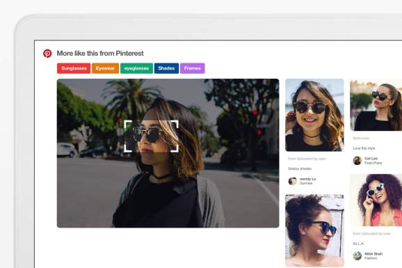 从Chrome开始 Pinterest将视觉搜索引入其浏览器扩展