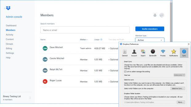 Dropbox Business高级评论 一流的文件共享