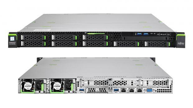 富士通服务器Primergy RX2530 M4评测 出色的硬件凭证