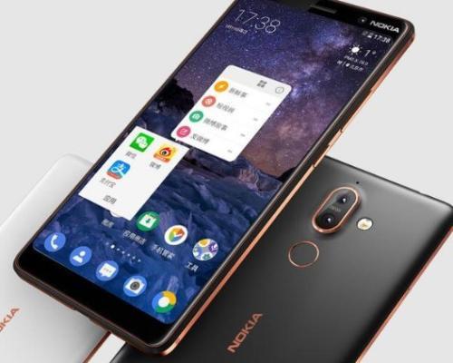 诺基亚1 Plus Android Go智能手机推出了18:9显示器