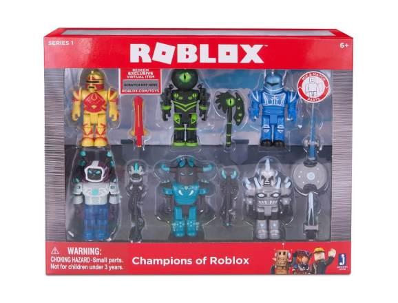 Roblox基于用户生成的游戏推出玩具