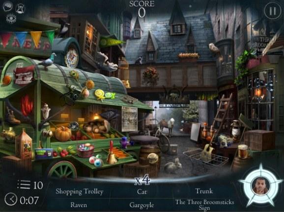 华纳兄弟首次推出针对女性的神奇野兽隐藏物品游戏