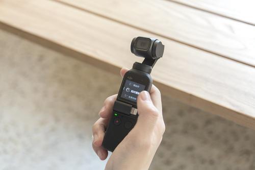 DJI用于Osmo Pocket的39美元麦克风适配器用于保存您的视频博客音频