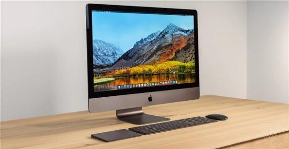 Apple使用新的英特尔处理器和AMD GPU更新iMac