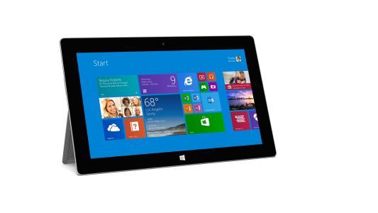 Windows 10将不会在2016年之前推动微软的平板电脑销售