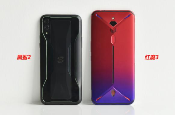 神仙打架!红魔3与黑鲨2究竟谁才是电竞手机最强王者?