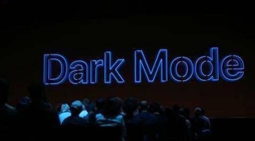 """iOS13黑化版""""Dark Mode""""现身WWDC ,还有这些新功能等你升级解锁"""