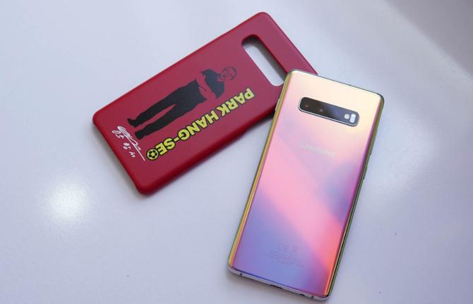 星粉福利!三星Galaxy S10+将推出Park Hang Seo限量版