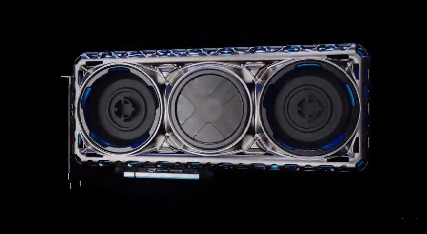 英特尔显卡新品牌Xe外观曝光,将采用7nm工艺
