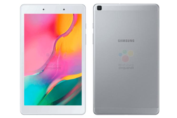 三星Galaxy Tab A 8(2019)平板规格和外观曝光