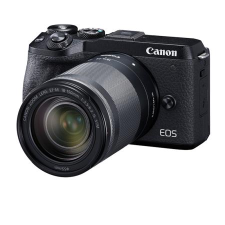 亲民相机佳能(CANON)EOS M6 MARK II 微仅售8399.00元