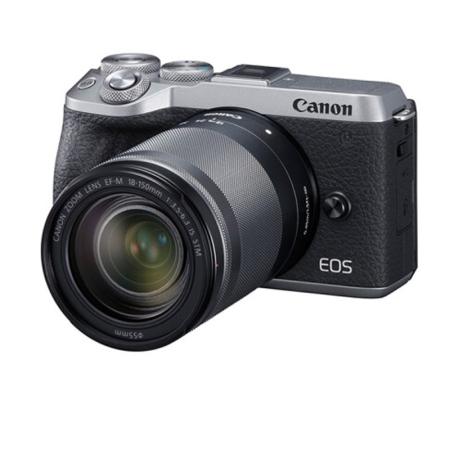 复古小众的选择佳能(CANON)EOS M6 MARK II 微仅售8399.00元