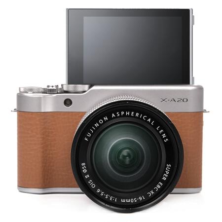 高品质相机富士微单(FUJIFILM)X-A20/A20  仅售1999.00元