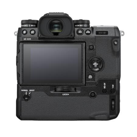 复古小众的选择富士微单(FUJIFILM)X-H1+VPB黑色增仅售7799.00元