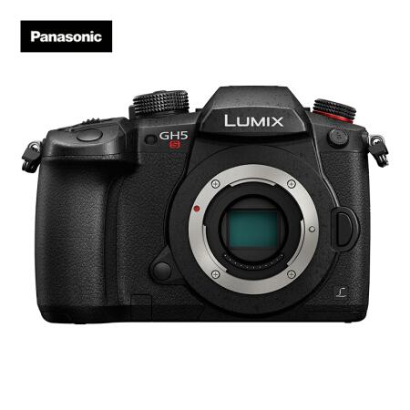 匠人相机松下(Panasonic)GH5S微单数码相机 专仅售13098.00元