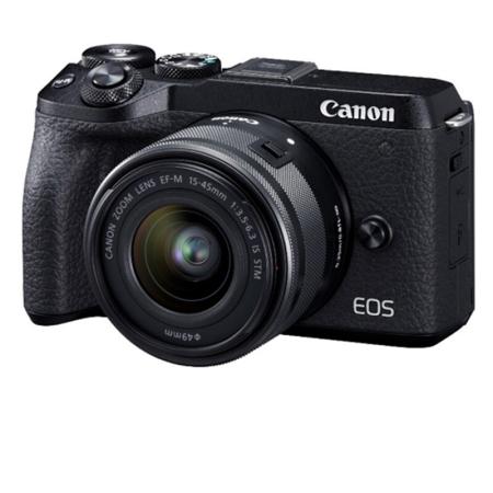 颜控的品质之选佳能(CANON)EOS M6 MARK II 微仅售6799.00元