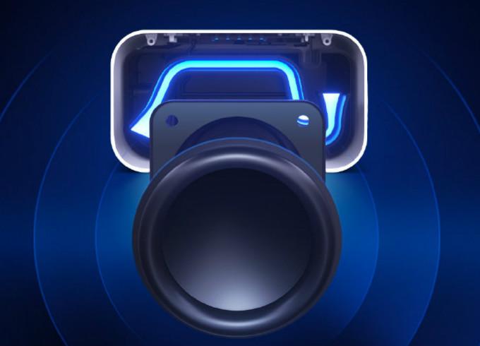 Redmi首款小爱音箱:1.75英寸扬声器单元+350cc大音腔